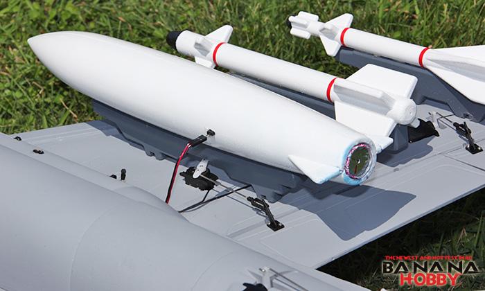 航空模型-仿真苏联米格29遥控战斗飞机模型