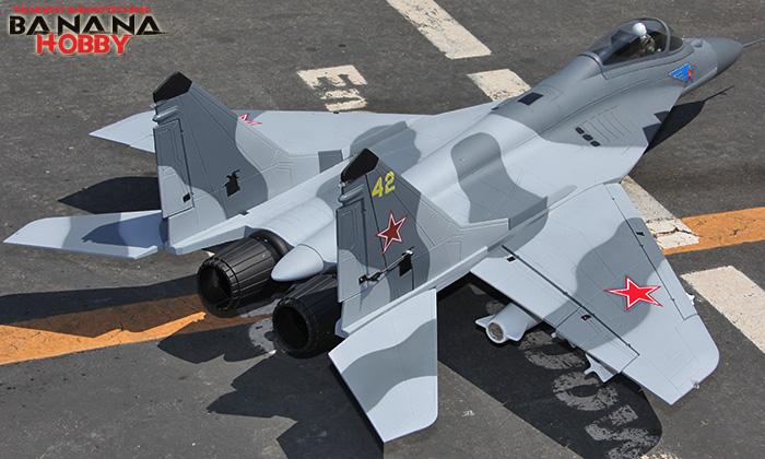 仿真苏联米格29遥控战斗飞机模型 遥控飞机 航型 固定翼 滑翔机