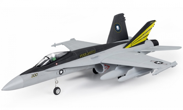 FMS 4 CH Grey F 18C Hornet RC EDF Jet Parts