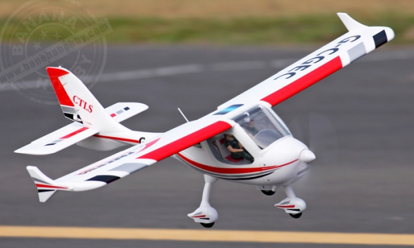 Freewing 4 CH Flight Design RC Trainer Airplane Parts