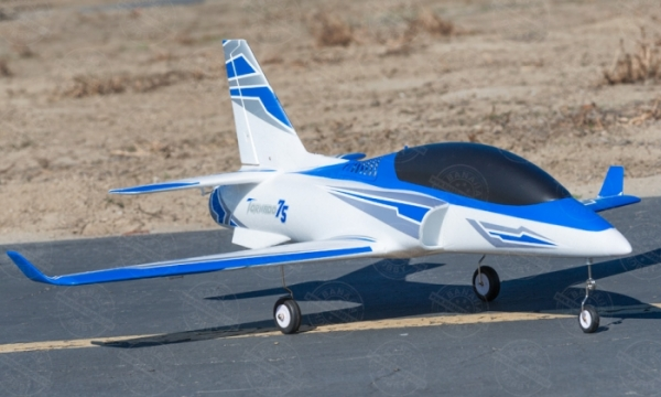 HSD 4 CH Blue Viper 75mm RC EDF Jet Parts