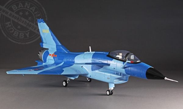 HSD 8 CH Blue Camo J 10 Vigorous Dragon RC EDF Jet Parts