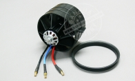 105mm EDF with 6S Brushless Motor for HSDJETS 8 CH Gray J-10 V2 RC EDF Jet