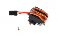 12g 6v Metal Digital Servo for Global Aerofoam 8 CH Red Diamond RC Turbine Jet