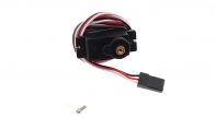 12g 6v Metal Digital Servo (Reverse) for Global Aerofoam 8 CH Yellow Diamond RC Turbine Jet