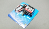 "17g Metal Reverse Servo with 300mm (11.81"") Lead for BlitzRCWorks 4 CH Sky Eagle RC Sailplane Glider"