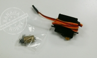 17g Metal Servo for BlitzRCWorks 5 CH Tactic Gray VTOL V-22 Osprey RC Warbird Airplane