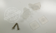 #2 Servo Angle Pack for HSDJETS 6 CH Gray Oversize A1 Skyraider V2 RC Warbird Airplane