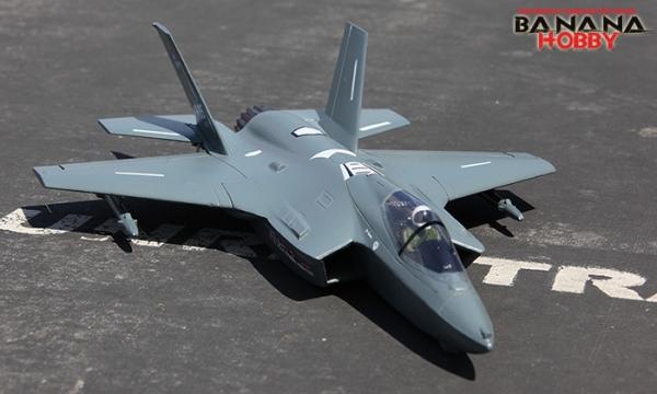 3 Ch Blitzrcworks Mini F 35 Lightning Ii Rc Edf Jet