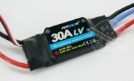 30A Brushless ESC for BlitzRCWorks 6 CH Green B-25 Mitchell Bomber RC Warbird Airplane