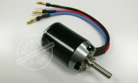 3541 Kv1550 Brushless Motor for HSDJETS 6 CH Banana Hobby Viper Pro 90mm RC EDF Jet
