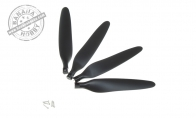 4-Blade Propeller Set for TopRC 4 CH Gray Mini A1 Skyraider RC Warbird Airplane