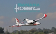 4 CH BlitzRCWorks Mini Sky Surfer V2 RC Sailplane Glider KIT