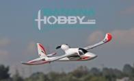 4 CH BlitzRCWorks Mini Sky Surfer V2 RC Sailplane Glider RTF
