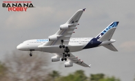 4 CH Tian Sheng Airbus 380 Airliner RC EDF Jet ARF