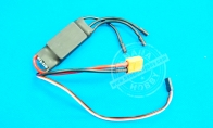 40A ESC for Taft Hobby 4 CH Super Dimona RC Sailplane Glider
