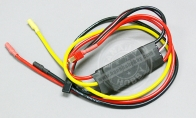40amp Brushless ESC for BlitzRCWorks 5 CH Super Sky Surfer RC Sailplane Glider