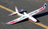 5 CH BlitzRCWorks Sky Surfer V5 RC Trainer Airplane ARF