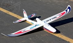 5 CH BlitzRCWorks Sky Surfer V5 RC Trainer Airplane KIT