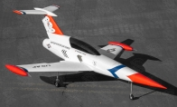 6 CH AF Model Thunderbirds Diamond 70mm RC EDF Jet RTF