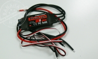 60A Brushless ESC for BlitzRCWorks 5 CH Sky Surfer Pro RC Sailplane Glider