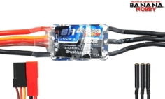 Genesis Power Blizzard Series 6A Programmable Brushless ESC w/ BEC 5V/1A