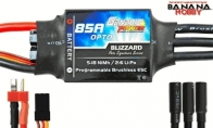 Genesis Power Blizzard Series 85A OPTO Programmable Brushless ESC