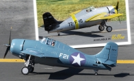 8 CH BlitzRCWorks F4F Wildcat RC Warbird Airplane KIT