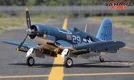 8 CH BlitzRCWorks Super F4U Corsair V2 RC Warbird Airplane ARF