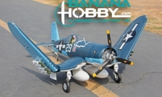 9 CH BlitzRCWorks F4U Corsair RC Warbird Airplane KIT