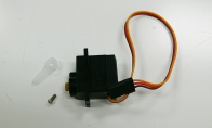 9g Metal Servo -180mm for Aileron for BlitzRCWorks 5 CH Tactic Gray VTOL V-22 Osprey RC Warbird Airplane