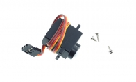 9g Positive Servo for BlitzRCWorks 5 CH Red Sky Trainer N9258 w/ Flaps RC Trainer Airplane