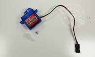 9g Positive Servo (L:120mm) for Elevator for HSD 4 CH Blue Viper 75mm RC EDF Jet