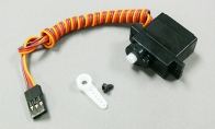9g Servo for Main Wing for HSDJETS 4 CH Orange Sky Surfer D1400 RC Trainer Airplane