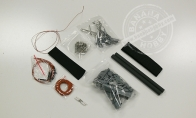 Accessory parts pack for BlitzRCWorks 12 CH F/A-18F Super Hornet RC EDF Jet