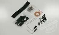 Accessory parts pack for BlitzRCWorks 6 CH B-2 Spirit Stealth Bomber RC EDF Jet