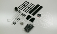 Accessory parts pack for BlitzRCWorks 8 CH Sukhoi Su-47 Berkut V2 RC EDF Jet