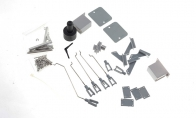 Accessory parts pack for BlitzRCWorks 8 CH F4F Wildcat RC Warbird Airplane