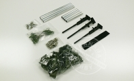 Accessory parts pack for BlitzRCWorks 8 CH Super B-25 Mitchell Bomber RC Warbird Airplane