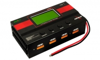ANGO iC8S Simultaneous Eight-Battery LiPo Balance Charger