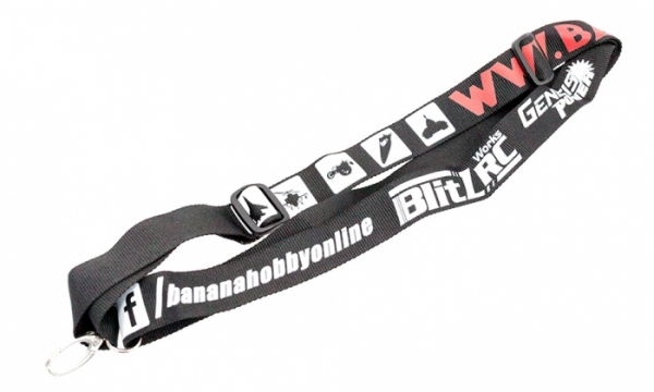 BlitzRCWorks Neck Strap for HSD | Air Epic 4 CH F-22 Raptor RC EDF Jet