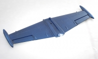 Blue Main Wing for BlitzRCWorks 3 CH Red Mini L-39 Albatros V2 w/ Gyro / 3 CH Blue Mini L-39 Albatros V2 w/ Gyro RC EDF Jet