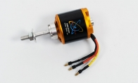 Brushless Motor 290KV for BlitzRCWorks 8 CH Super F4U Corsair V2 RC Warbird Airplane