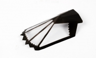 Canopy for BlitzRCWorks 4 CH F-117 Stealth Fighter RC EDF Jet