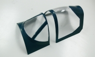 Canopy for BlitzRCWorks 8 CH Super F4U Corsair V2 RC Warbird Airplane