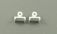 Canopy Latching Locks for BlitzRCWorks 5 CH Sky Surfer V5 RC Sailplane Glider