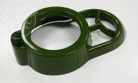 Cowl (Green) for BlitzRCWorks 8 CH Green Super P-40E Warhawk RC Warbird Airplane