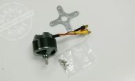 D3510-Kv800 Brushless Motor for BlitzRCWorks 5 CH Tactic Gray VTOL V-22 Osprey RC Warbird Airplane