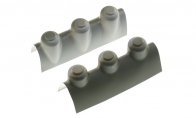 Decoration parts for BlitzRCWorks 8 CH Camo Super P-40E Warhawk RC Warbird Airplane