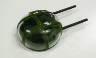 Decorative Gun Turret for BlitzRCWorks 8 CH Super B-25 Mitchell Bomber RC Warbird Airplane